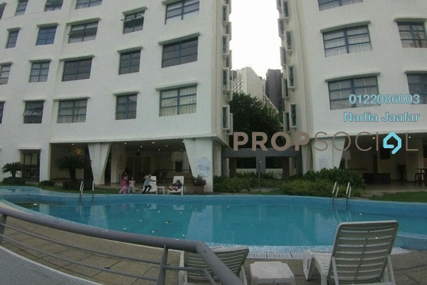 Condominium For Sale in Impiana On The Waterfront, Ampang Leasehold Semi Furnished 4R/3B 890k
