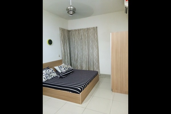 Condominium For Rent in The Wharf, Puchong Freehold Fully Furnished 2R/2B 1.31k