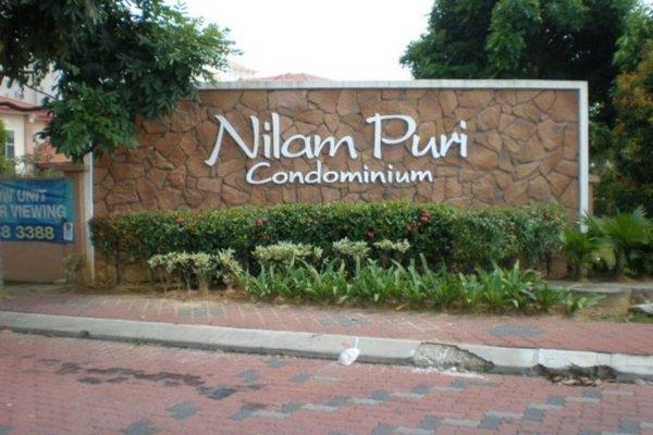 Condominium For Rent in Nilam Puri, Bandar Bukit Puchong Freehold Semi Furnished 3R/2B 1.11k