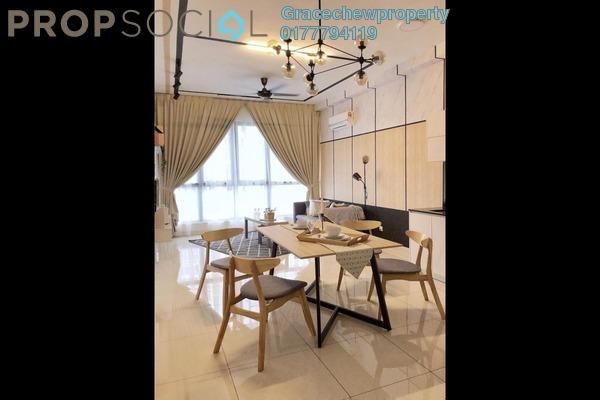 Apartment For Rent in Eco Nest, Iskandar Puteri (Nusajaya) Freehold Fully Furnished 2R/1B 2.28k