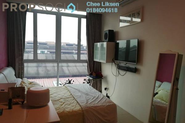 Townhouse For Sale in Beverly Residence, Bandar Utama Leasehold Semi Furnished 3R/2B 685k