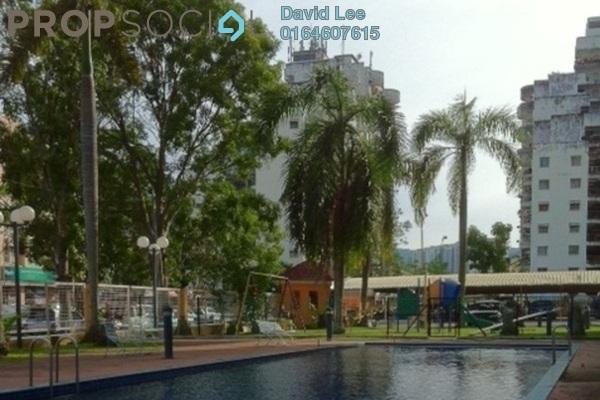 Condominium For Sale in Relau Indah, Relau Freehold Semi Furnished 3R/2B 345k