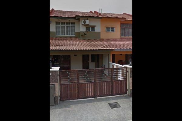 Terrace For Rent in BSP Skypark, Bandar Saujana Putra Freehold Semi Furnished 4R/3B 1.36k