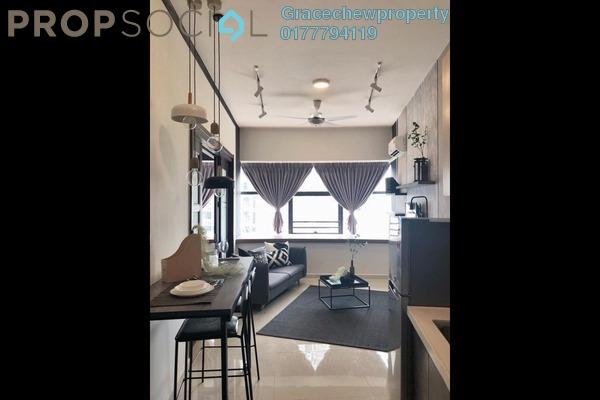Condominium For Rent in Country Garden Danga Bay, Danga Bay Freehold Fully Furnished 1R/1B 1.6k