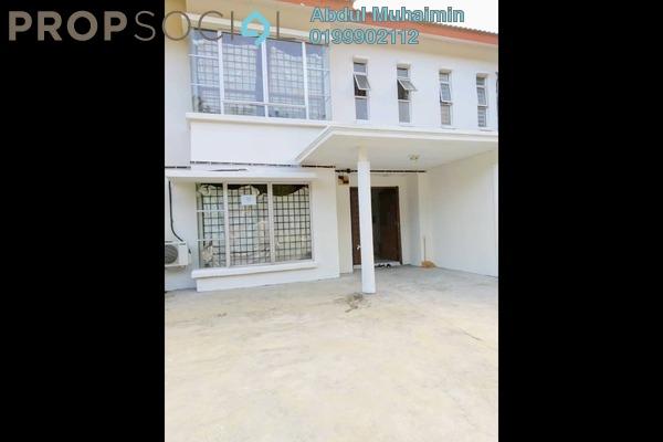 Terrace For Rent in Bandar Tasik Kesuma, Semenyih Freehold Semi Furnished 4R/3B 800translationmissing:en.pricing.unit