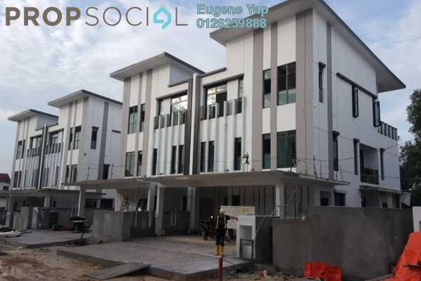 Semi-Detached For Sale in Kalista Park Homes, Bukit Rahman Putra Freehold Unfurnished 7R/6B 3.5m