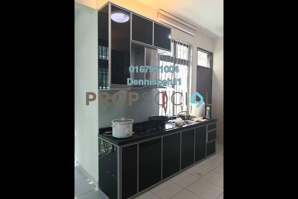 Semi-Detached For Sale in Taman Sutera Utama, Skudai Freehold Semi Furnished 4R/4B 838k