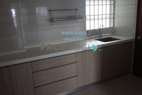 Condominium For Sale in Danau Impian, Taman Desa Freehold Semi Furnished 3R/2B 393k