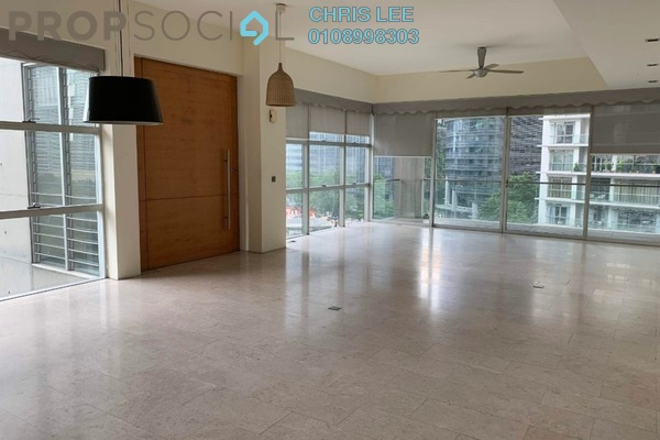 Condominium For Sale in Park Seven, KLCC Freehold Semi Furnished 2R/2B 2.75m