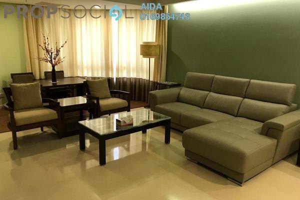 Condominium For Rent in i-Zen Kiara II, Mont Kiara Freehold Fully Furnished 3R/3B 6k