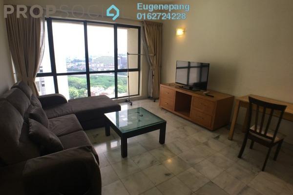 共管公寓 单位出租于 Vista Damai, KLCC Freehold Fully Furnished 1R/1B 2.3千