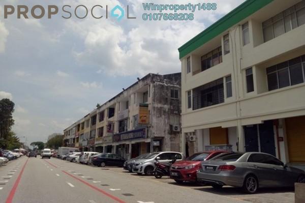 Shop For Rent in Jalan Kluang, Ayer Hitam Freehold Unfurnished 0R/0B 3.8k