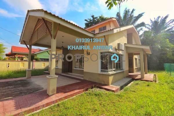 Bungalow For Sale in Taman Indah KLIA, Sepang Freehold Unfurnished 4R/3B 550k