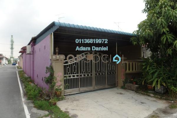 Terrace For Sale in Bandar Putra Kulai, Kulai Freehold Semi Furnished 3R/2B 340k