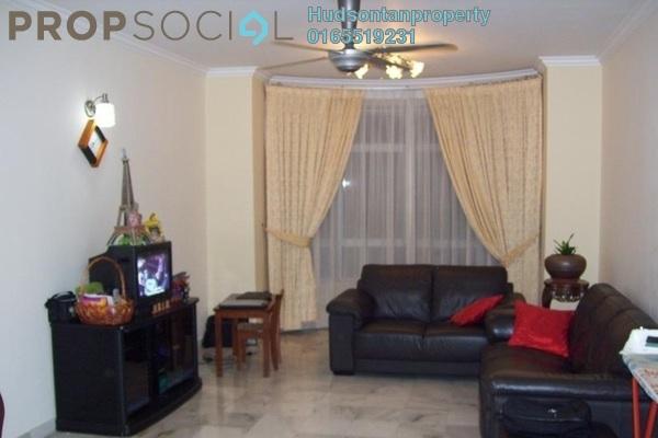 Condominium For Sale in Endah Puri, Sri Petaling Freehold Semi Furnished 3R/2B 460k
