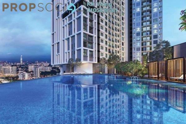 Condominium For Sale in Platinum Arena, Old Klang Road Freehold Unfurnished 4R/2B 530k