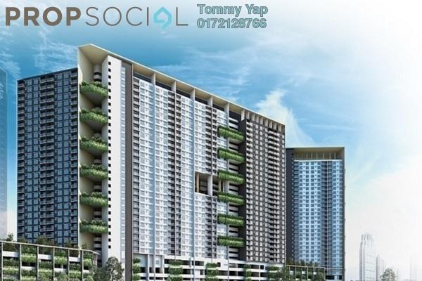 Condominium For Sale in Platinum Splendor Residence, Kuala Lumpur Freehold Unfurnished 3R/2B 460k