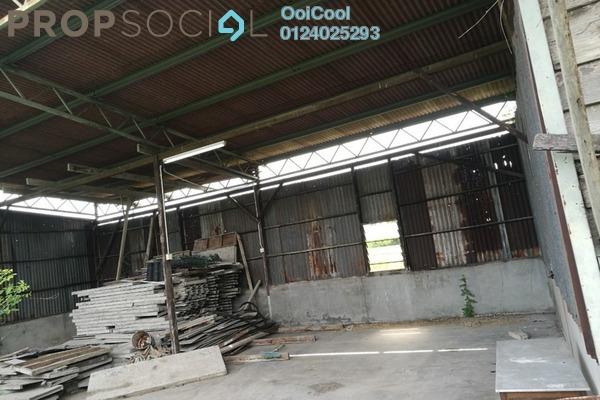 Land For Rent in Taman Kelisa Emas, Seberang Jaya Freehold Unfurnished 1R/1B 2.9k