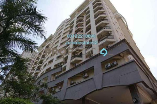 Condominium For Sale in Mayfair, Sri Hartamas Freehold Semi Furnished 1R/1B 298k