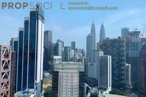 Condominium For Sale in Pavilion Suites, Bukit Bintang Freehold Fully Furnished 1R/1B 2.6m