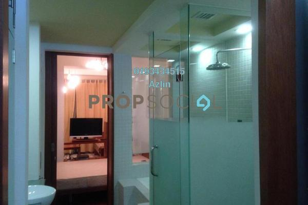 Serviced Residence For Sale in Peninsular Residence, Damansara Heights Leasehold Fully Furnished 1R/1B 360k