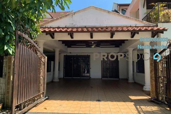 Terrace For Sale in Taman Setapak Indah, Setapak Freehold Unfurnished 3R/3B 730k