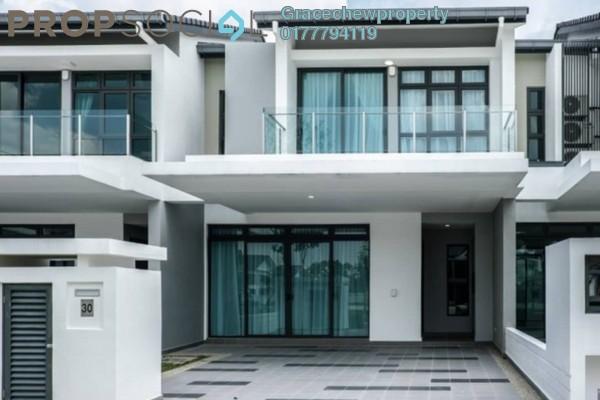 Terrace For Rent in Estuari, Puteri Harbour Freehold Fully Furnished 4R/4B 6k