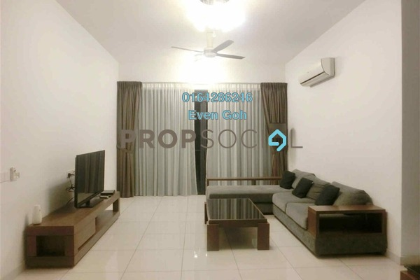 Condominium For Sale in The Light Collection II, The Light Freehold Fully Furnished 3R/3B 2.2m