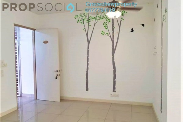Serviced Residence For Rent in Greenfield Regency, Skudai Freehold Semi Furnished 0R/1B 1.08k