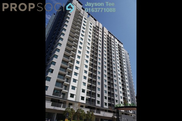 Condominium For Sale in Sutera Pines, Bandar Sungai Long Freehold Unfurnished 3R/2B 480k