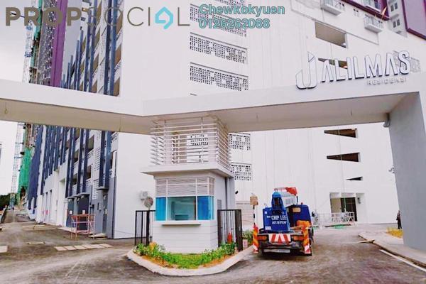 Apartment For Rent in Residensi Jalilmas, Bukit Jalil Freehold Unfurnished 3R/2B 1.1k