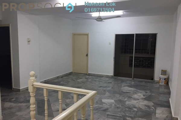 For Sale Condominium at Pelangi Indah, Jalan Ipoh Freehold Semi Furnished 3R/2B 290k