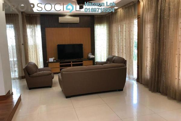 Semi-Detached For Rent in LeVenue, Desa ParkCity Freehold Semi Furnished 7R/7B 8k