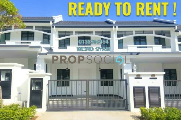 Terrace For Rent in Eco Majestic, Semenyih Freehold Semi Furnished 4R/4B 1.38k