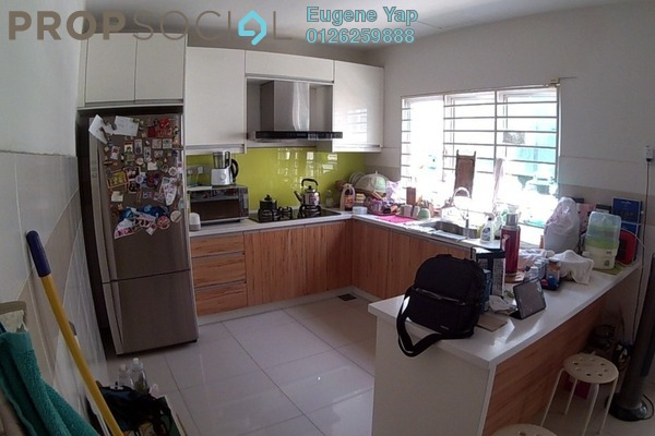 Townhouse For Sale in Chestwood Terrace, Bandar Utama Freehold Semi Furnished 3R/2B 680k