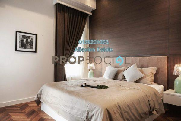 Condominium For Sale in D'Aman Ria, Ara Damansara Freehold Semi Furnished 1R/1B 400k