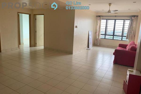 Condominium For Sale in Glen View Villa, Cheras Freehold Semi Furnished 3R/2B 340k
