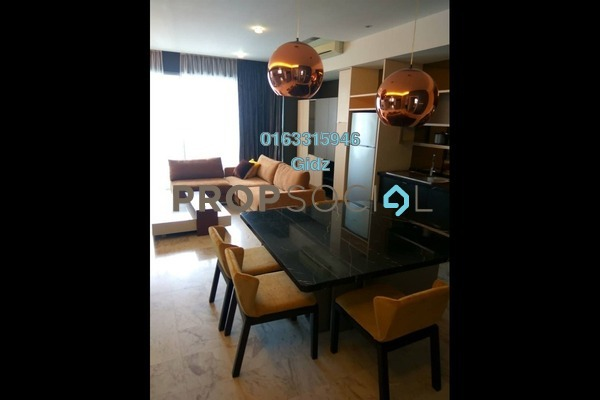 Apartment For Rent in VERVE Suites, Mont Kiara Freehold fully_furnished 2R/2B 3.3k