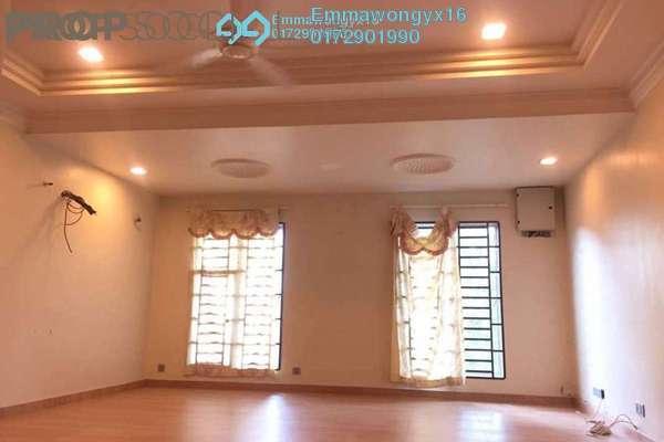 Terrace For Sale in SD12, Bandar Sri Damansara Freehold Semi Furnished 4R/3B 1.65m