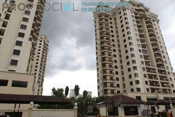 Condominium For Sale in Abadi Villa, Taman Desa Freehold Semi Furnished 3R/2B 450k