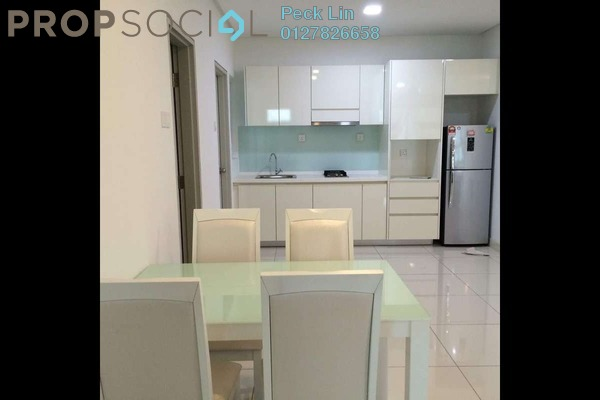 Serviced Residence For Sale in V Residence @ Sunway Velocity, Cheras Leasehold Fully Furnished 2R/2B 1.1m