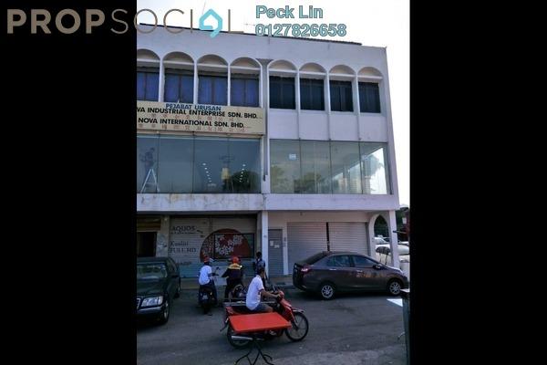 Shop For Rent in Taman OUG, Old Klang Road Freehold Unfurnished 0R/3B 11k