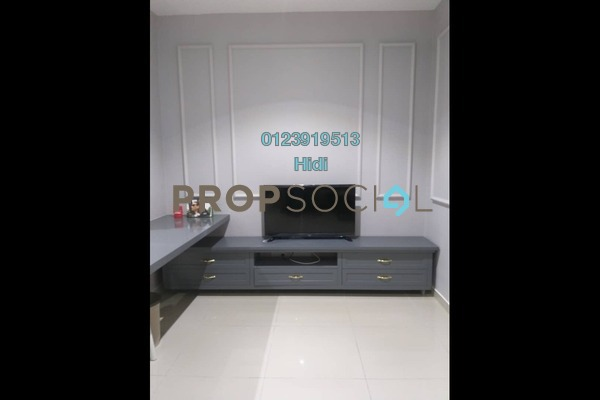 Serviced Residence For Sale in Hyde Tower, Shah Alam Freehold Fully Furnished 1R/1B 415k