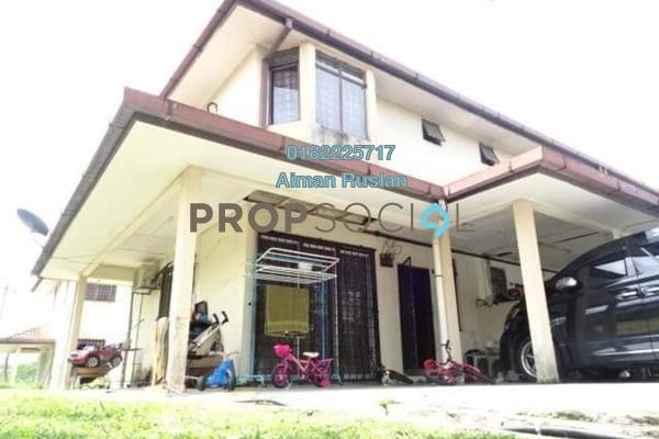 Terrace For Sale in Bukit Sentosa 1, Bukit Beruntung Freehold Semi Furnished 3R/3B 290k