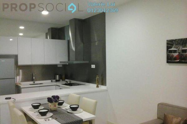 For Sale Serviced Residence at Camellia, Bangsar South Freehold Fully Furnished 1R/1B 620k