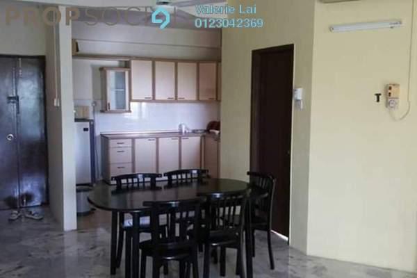 Condominium For Sale in Indah Villa, Bandar Sunway Freehold Fully Furnished 3R/2B 500k