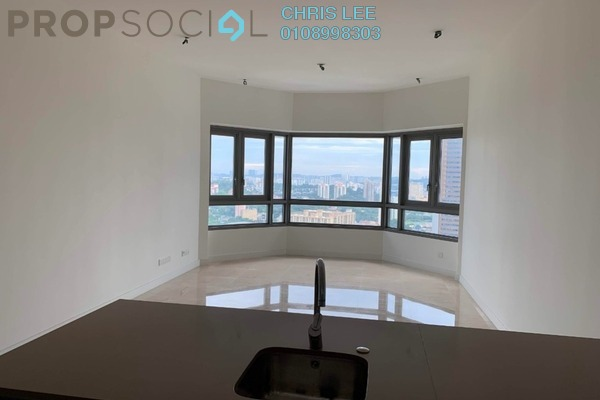 Condominium For Sale in The Sentral Residences, KL Sentral Freehold Semi Furnished 2R/2B 1.85m