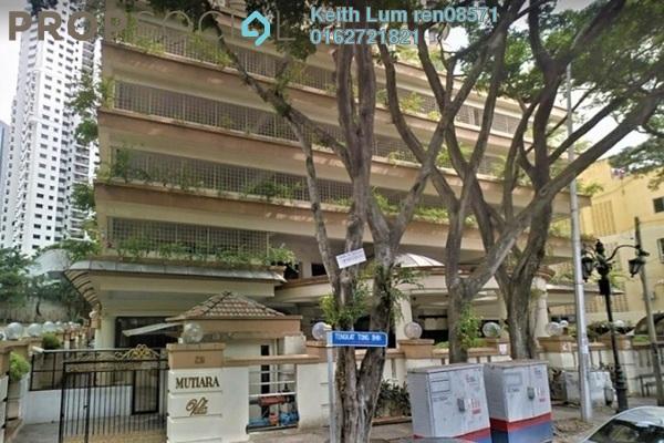 For Rent Condominium at Mutiara Villa, Bukit Ceylon Freehold Fully Furnished 2R/2B 2.3k