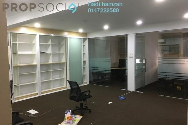 For Rent Office at Plaza Damas, Sri Hartamas Freehold Semi Furnished 0R/2B 2.5k
