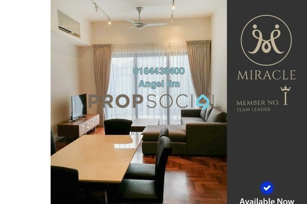 Condominium For Rent in The Mews, KLCC Freehold Fully Furnished 1R/1B 3.5k